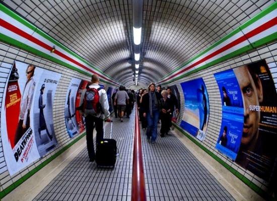 subway by Kaltri