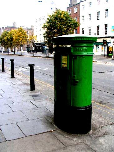 The Post Box by danceCOCOdance