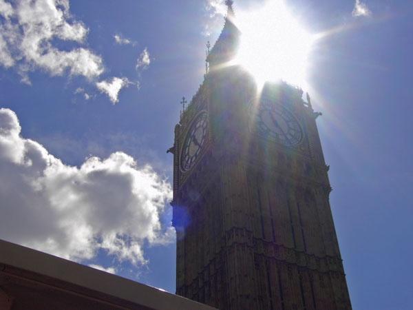 Big Ben by ellaw