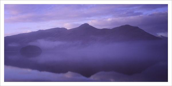 Derwent Dawn. by rontear