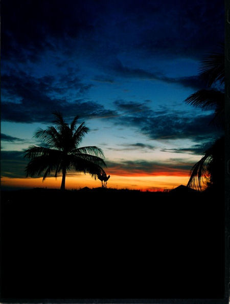 Karon Sunset by ianuk2003
