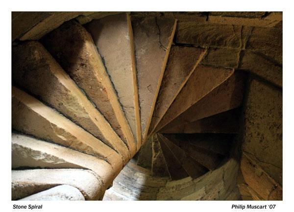 Stone Stairs by muzzeyman