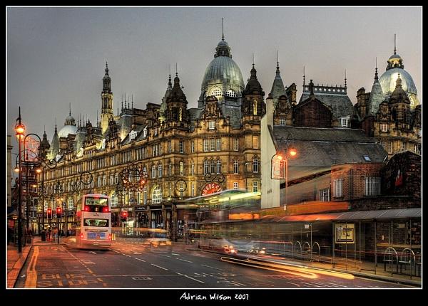 Leeds City Markets by ade_mcfade