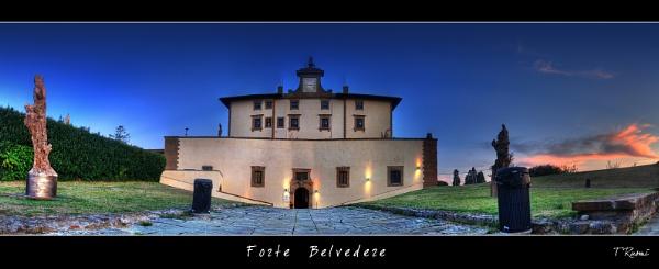 Forte Belvedere by rusmi