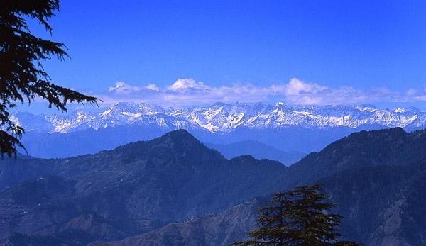 Great Himalayan Range by matt5791