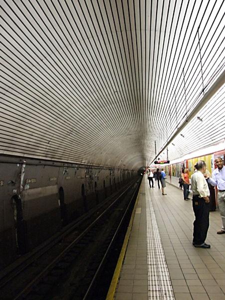 Subway New York by mark.kavanagh