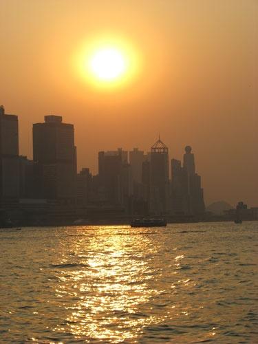 Hong Kong by angusforbes
