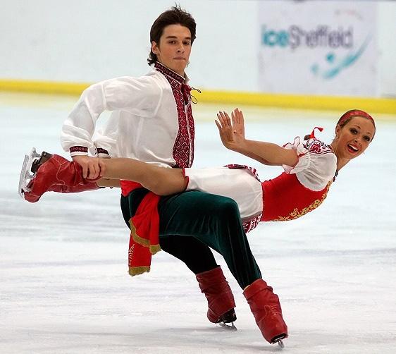 Ice Dance by StevenPrice