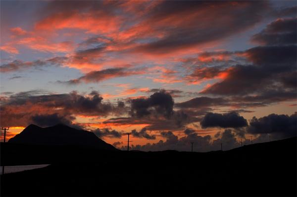 Assynt sky by Portknockie