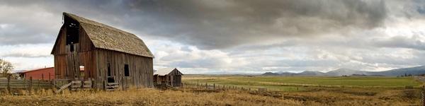 Great Basin barn by lkerns