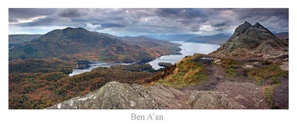 Ben A\'an by trekpete