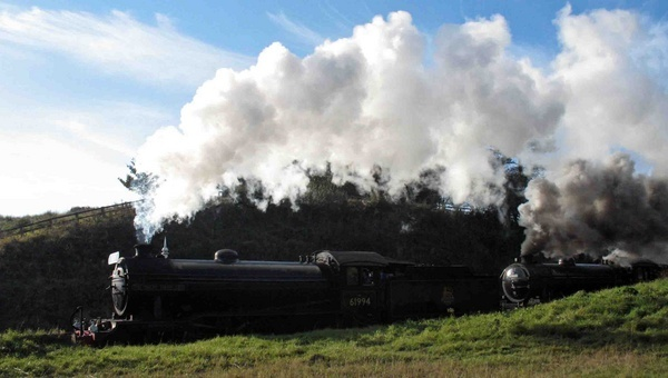 Out of Goathland by SteveBlanchard