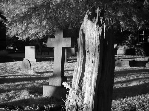 Graveyard by gpwalton