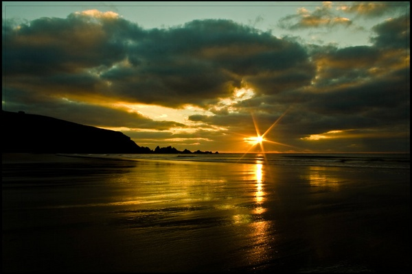 Burgh Island Our Star by andyfox