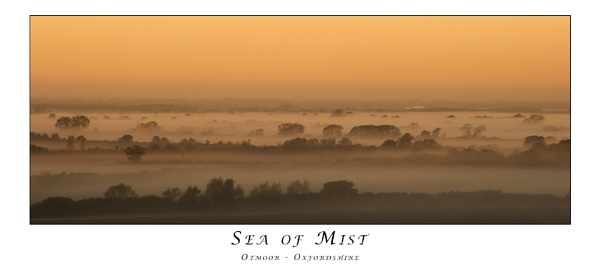 Sea of Mist by bytheedge
