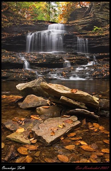 Onondaga Falls by Eric_Hendershot