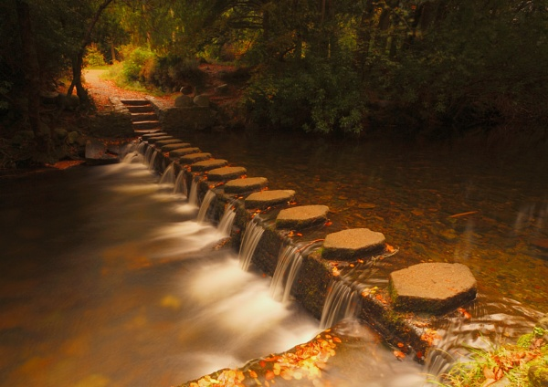 Stepping Stones by markb2815