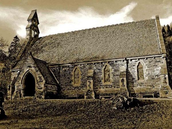 Church by sandyd
