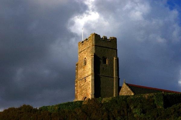 Wembry Church by brayzo