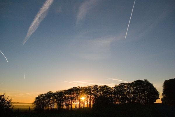 Sunrise by Sulaco