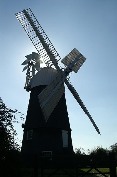 Wicken windmill by RSaraiva