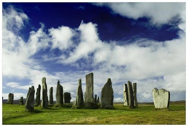 Callanish Stones by calemdon