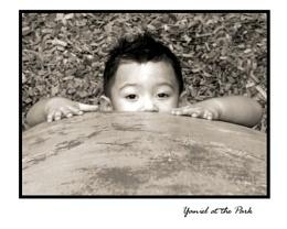 Yaniel at the Park