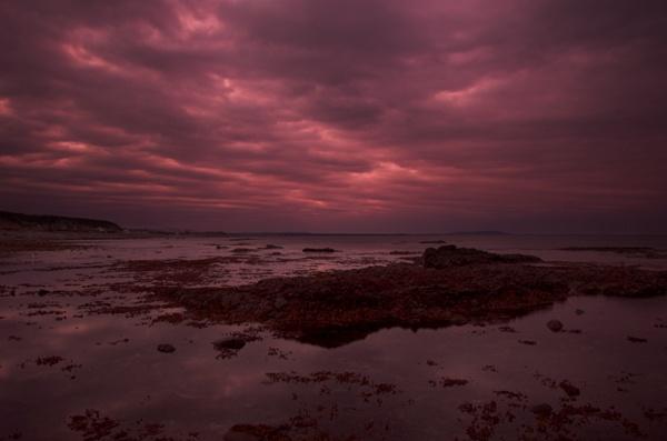 Buckpool Sunrise by maxmaxmax