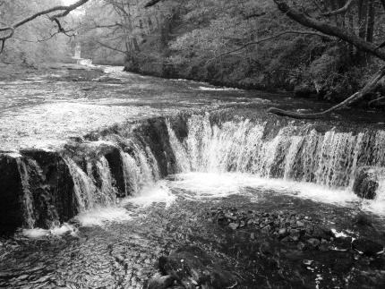 Waterfall by Blinkybaz