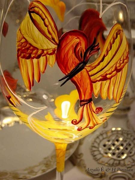 Phoenix by aszalosart