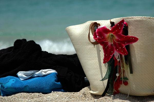 beach bag by Cormy