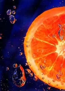Orange Juice by Branka