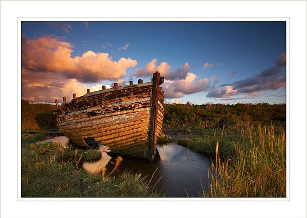 That boat again... by Ewan