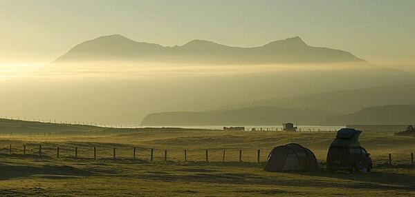 Connemara Morning by loweskid