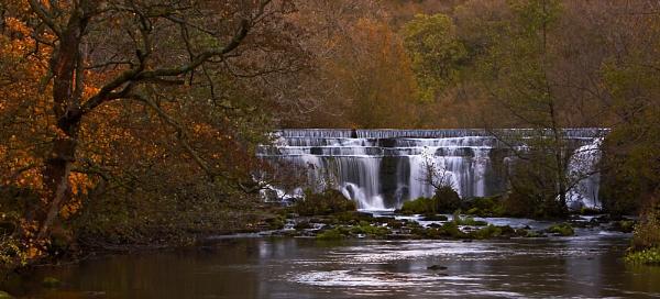 Monsall Weir by ian.daisley