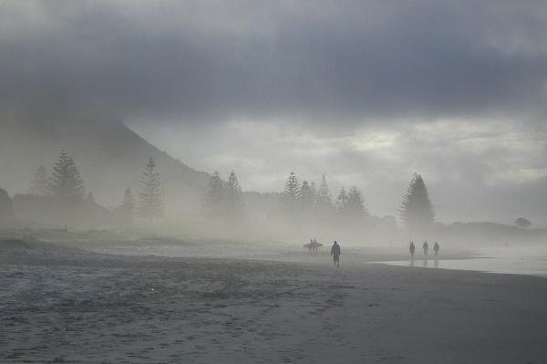 Mount Maunganui by bigbed