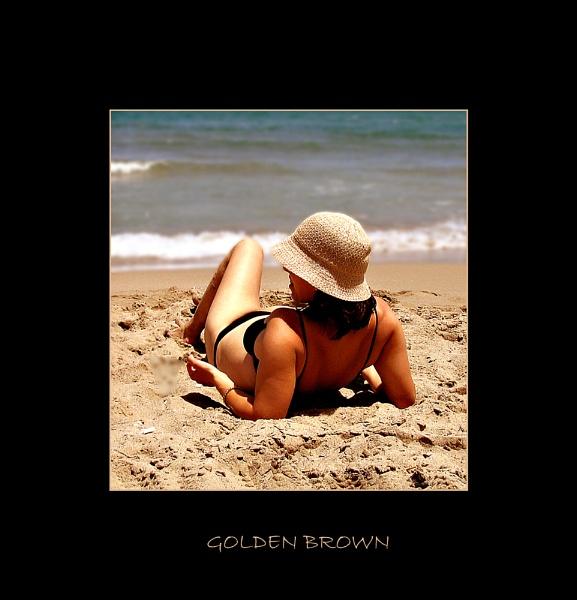 Golden Brown by claret