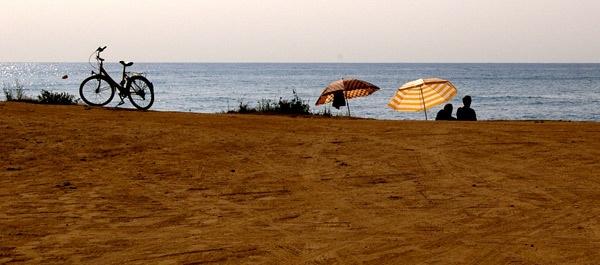 Beach by russsherwood