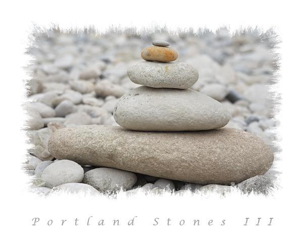 Portland Stones 3 by JohnHorne