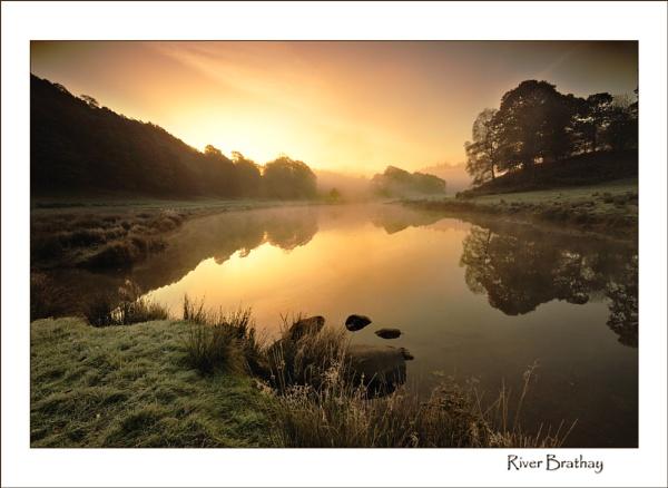 Brathay Dawn by gnospellius