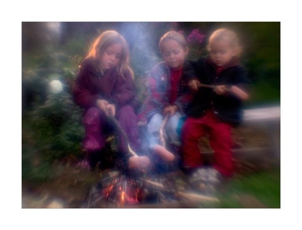 campfire by bliba