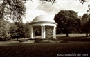 "Bandstand in the Park "" by suetography"