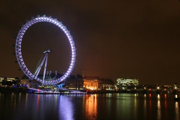 London Eye by phil_24