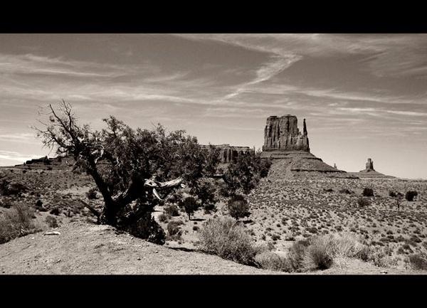 Monument Valley by deejceej