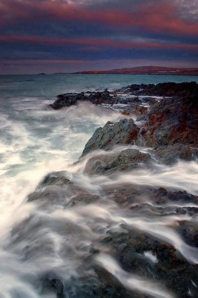Storm Bay by Alfoto