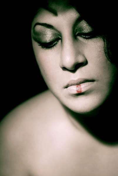 Portrait of a Lady by azhurian