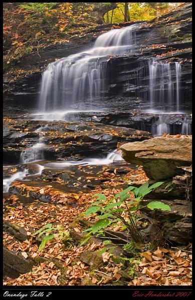 Onondaga Falls 2 by Eric_Hendershot
