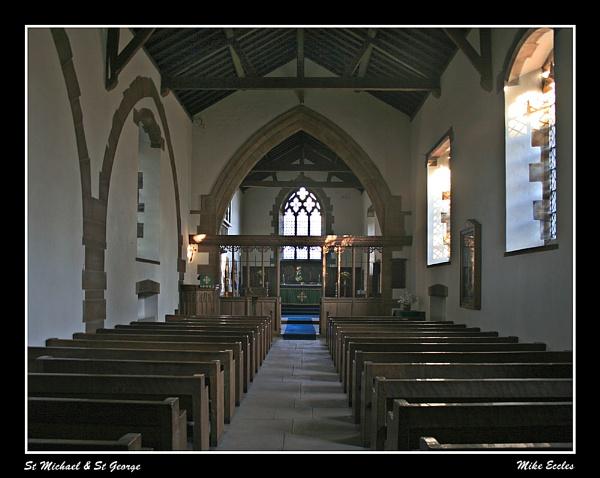 St Michael & St George by oldgreyheron