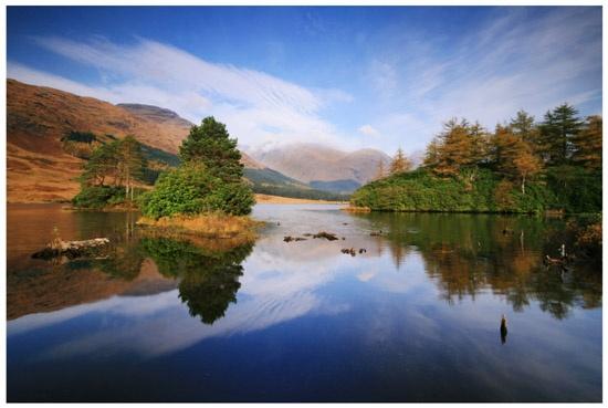 Lochan Urr Landscape by AidanT