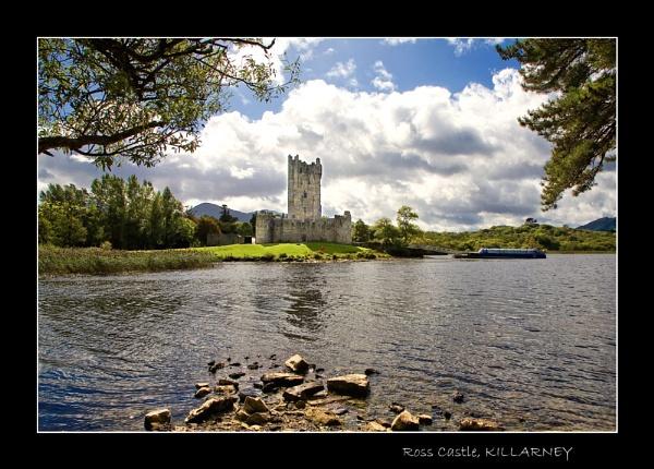 Ross Castle, KILLARNEY by limmy62